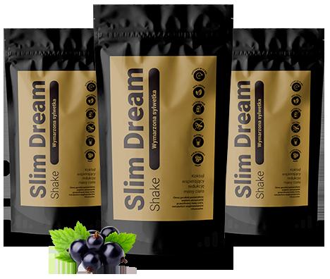 Slim Dream Shake 2019 - skład, ceny, gdzie kupić?