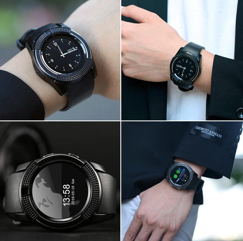Co to jest Smartwatch V8?