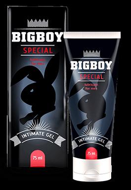 Bigboy Żel - 2020 - gdzie kupić, skład, ceny?