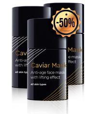 Caviar Mask - 2020 - ceny, gdzie kupić, skład?
