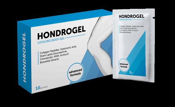 HondroGel - użytkowników forum opinie