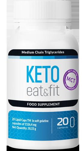 Keto Eat&Fit - 2020 - skład, ceny, gdzie kupić?