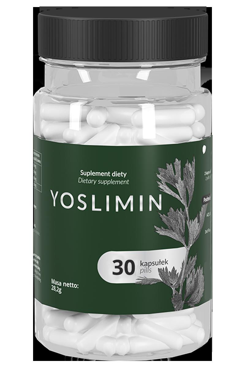 Yoslimin - 2020 - ceny, gdzie kupić, skład?