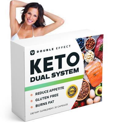 Keto Dual System - 2020 - skład, gdzie kupić, ceny