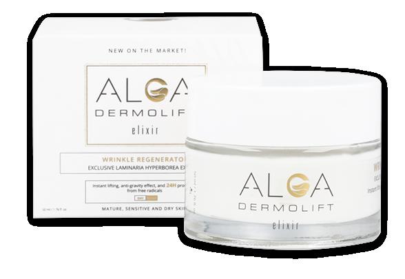 Alga Dermolift - 2020 - ceny, gdzie kupić, skład?