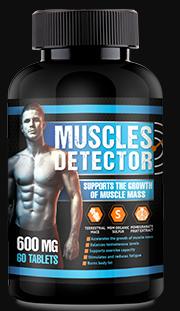 Muscles Detector - 2020 - skład, ceny, gdzie kupić