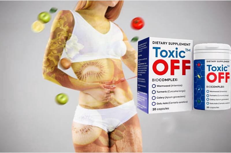 Stosowanie i skład. Co to jest Toxic Off?