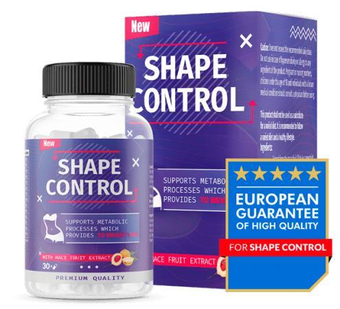 Shape Control - opinieforum użytkowników