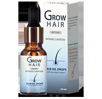 Grow Hair Active - 2020 - skład, ceny, gdzie kupić?