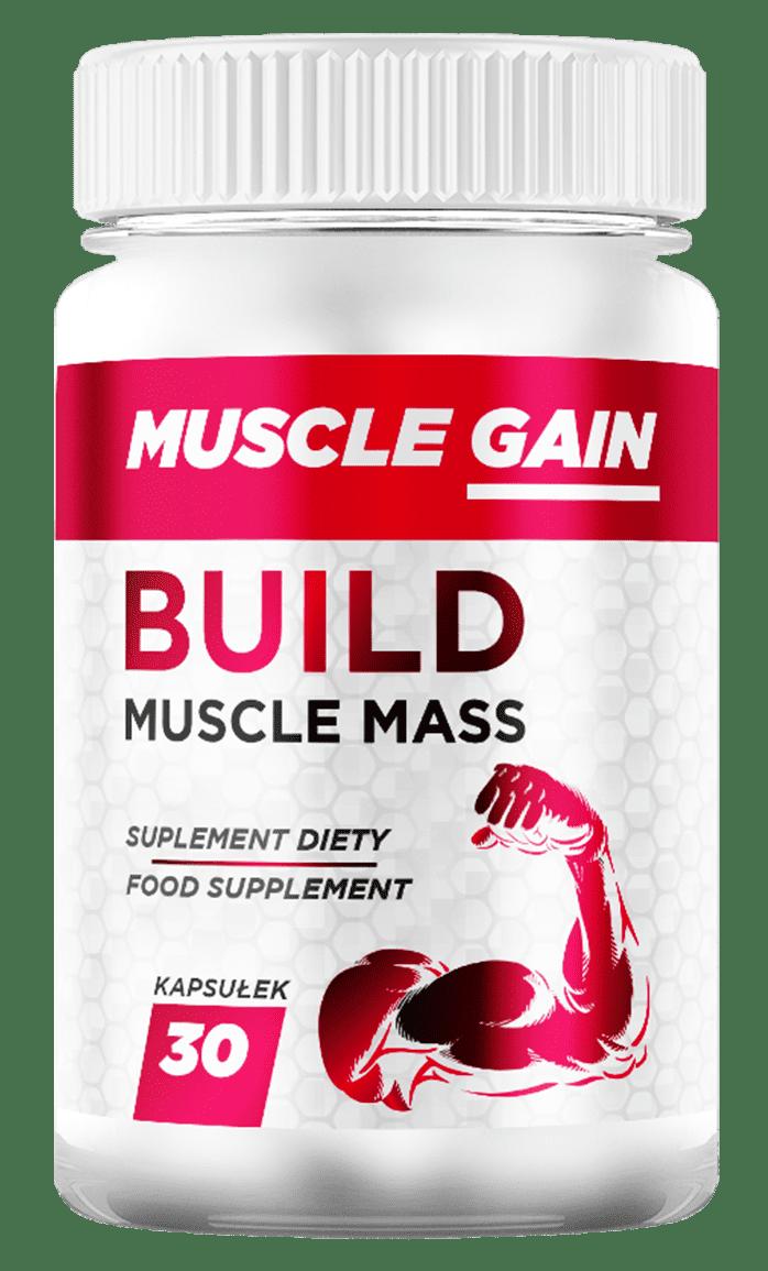 Muscle Gain - 2021 - skład, gdzie kupić, ceny