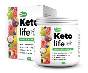 KetoLife - skład, ceny - gdzie kupić - 2021