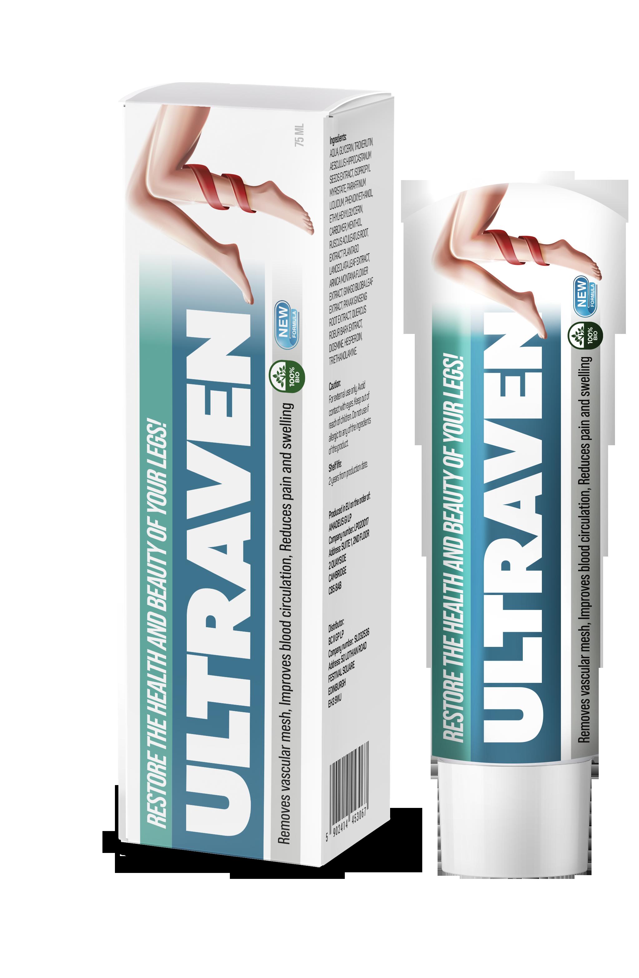 Ultraven - 2020 - skład, gdzie kupić, ceny